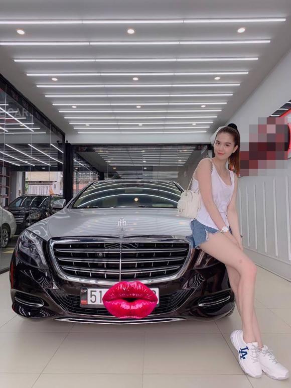 Ngọc Trinh, Ngọc Trinh mua siêu xe, siêu xe của Ngọc Trinh