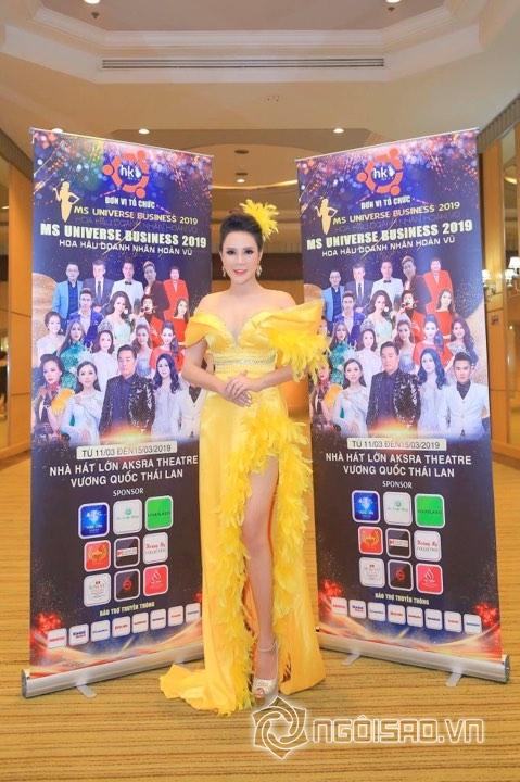 NTK Oanh Phan, BST Sắc màu phương Đông