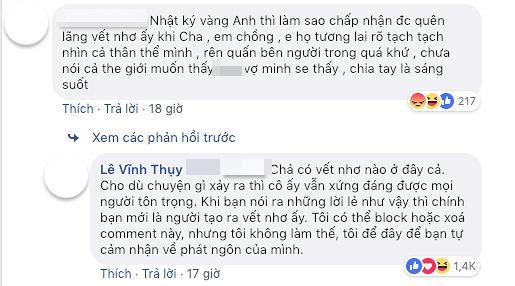 Vĩnh Thụy, Vĩnh Thụy chia tay Hoàng Thùy Linh, Hoàng Thùy Linh