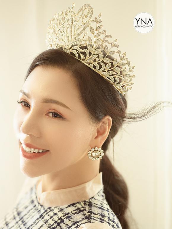 Á hậu Kathy Hương,Yoona Việt Nam,mỹ phẩm cao cấp của Yoona