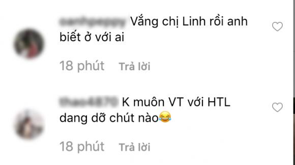Vĩnh Thụy, Hoàng Thùy Linh, sao Việt