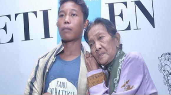ô dâu 71 tuổi, chú rể 16 tuổi, đôi đũa lệch