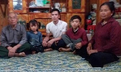 cậu bé đạp xe từ Sơn La xuống Hà Nội, MC Thành Trung, sao Việt