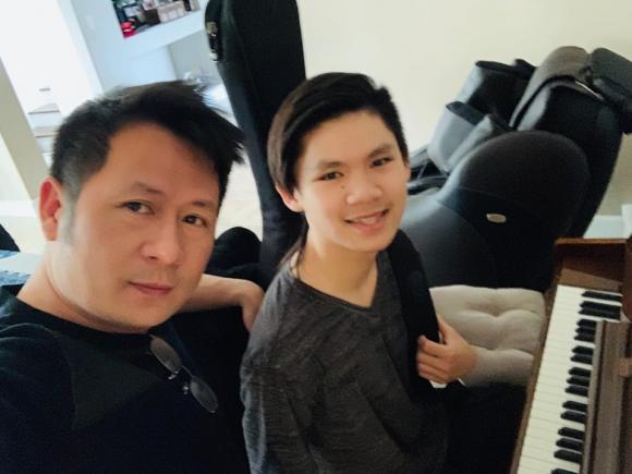 Beckam Nguyễn, Bằng Kiều, con trai Bằng Kiều