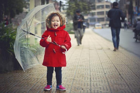 diễn viên Diệu Hương, con gái diễn viên Diệu Hương, cách giúp con viết chữ đẹp