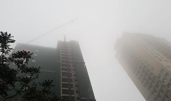 Ô nhiễm không khí, Không Khí ở Hà Nội, Hà Nội ô nhiễm