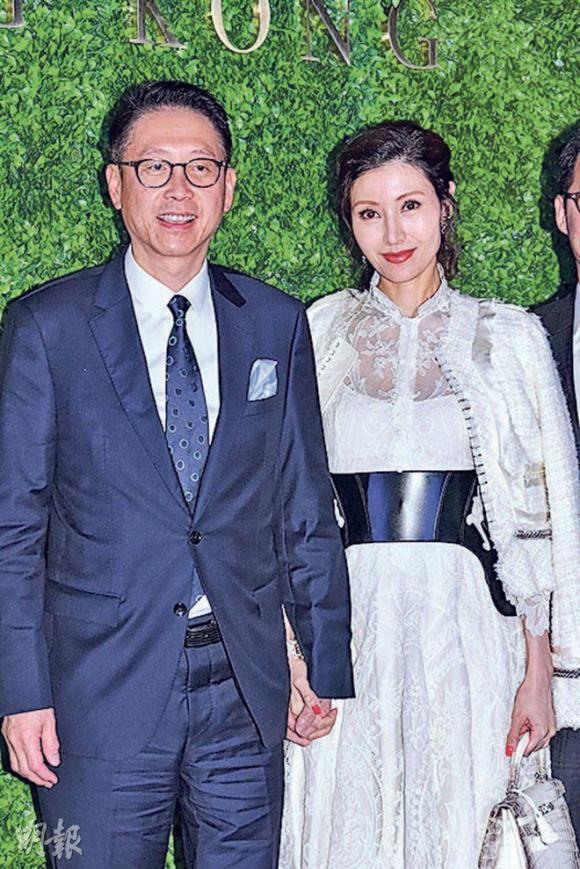Hoa hậu Hong Kong,Lý Gia Thành,Lý Gia Hân