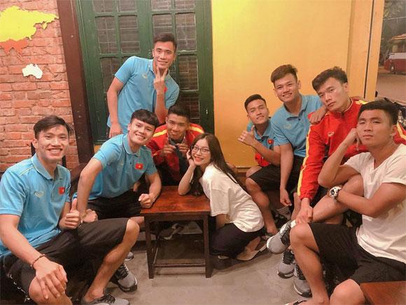 Cầu thủ Quang Hải, Quang Hải, Nhật Lê