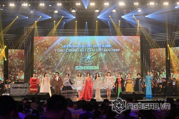 Sao mai 2019,chung kết sao mai,liên hoan tiếng hát truyền hình toàn quốc