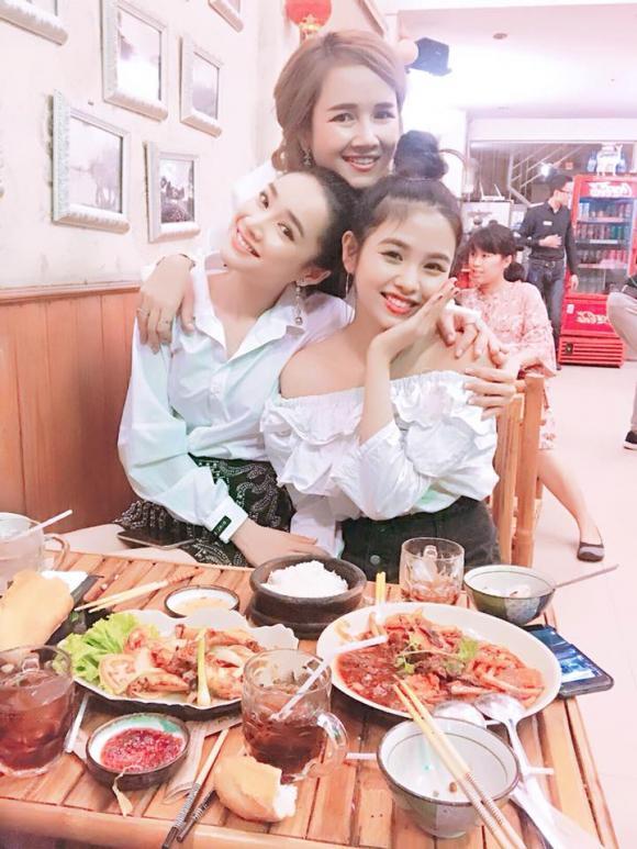 Nhã Phương, em dâu Nhã Phương, sao Việt