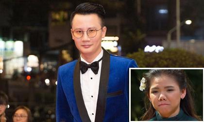 Hoàng Bách,vợ Hoàng Bách,sao Việt