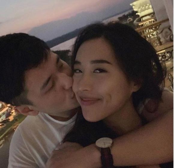 Huỳnh Anh, bạn gái Huỳnh Anh, Y Vân
