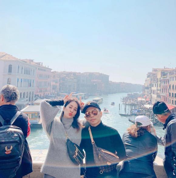 Khánh Thi, Phan Hiển, vợ chồng Khánh Thi đi du lịch