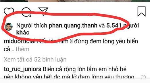 Midu, Phan Thành, thiếu gia Phan Thành