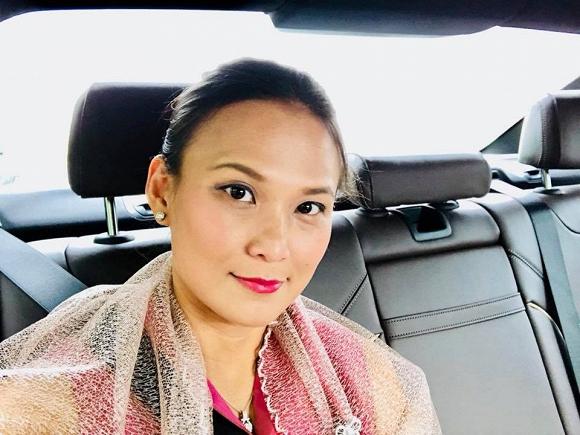 vợ mới của chồng cũ Hồng Nhung, chồng cũ Hồng Nhung, Hồng Nhung