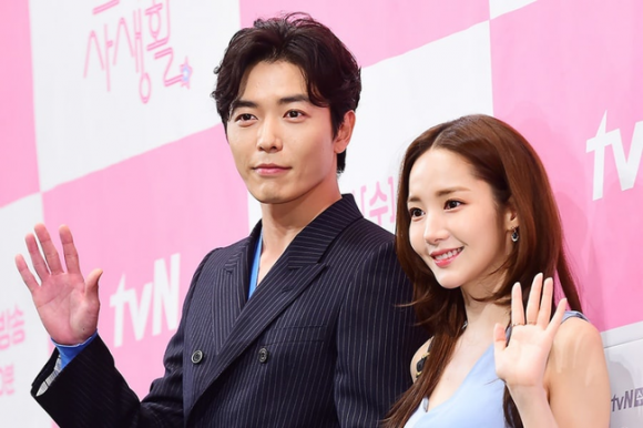 Her Private Life,Park Min Young,Kim Jae Wook,phim Hàn