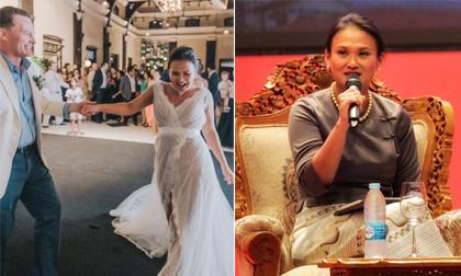 chồng cũ Hồng Nhung,  chồng cũ Hồng Nhung và vợ mới, Hồng Nhung