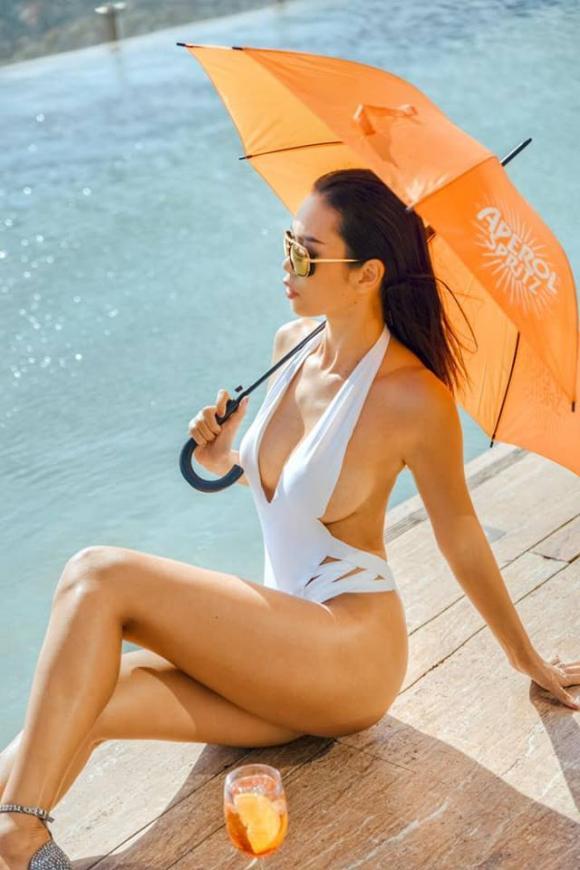 Hà Anh, Hà Anh du lịch, cách chọn đồ bơi