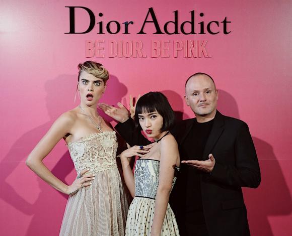 Hot girl châu bùi,châu bùi dự show dior,fashionista châu bùi