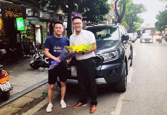Hồng Đăng, diễn viên Hồng Đăng, xe của Hồng Đăng
