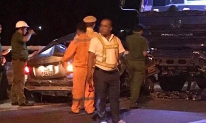 tai nạn giao thông, Bắc Ninh, Hà Nội