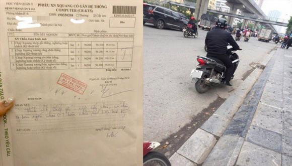 biến thái, tai nạn, Hà Nội, va chạm giao thông