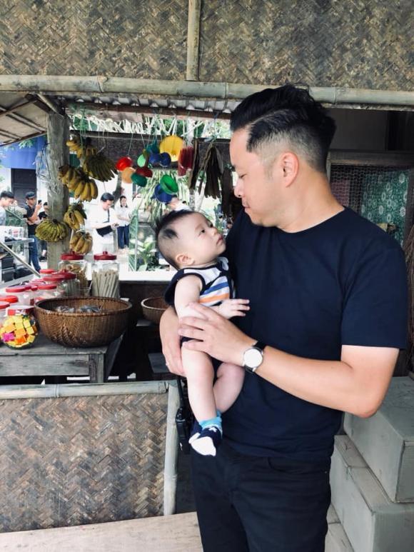 Đinh Ngọc Diệp, Victor Vũ, chồng Đinh Ngọc Diệp