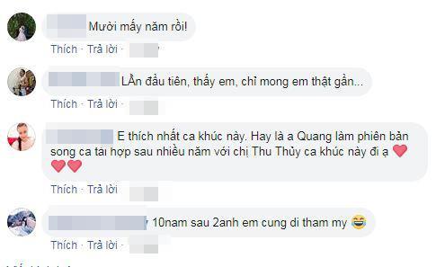 Lương Bằng Quang, Thu Thủy, sao Việt, phẫu thuật thẩm mỹ