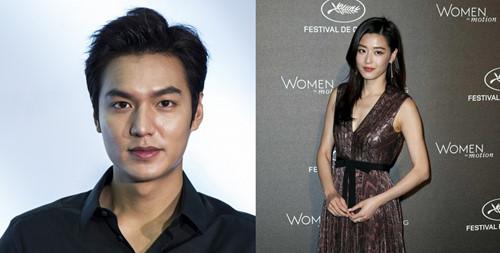 Jeon Ji Hyun,Song Hye Kyo,Han Hyo Joo,Vì sao đưa anh tới,Hậu duệ Mặt trời,W - Hai thế giới