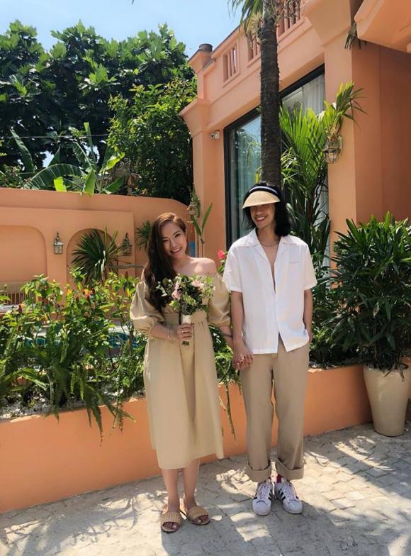 Lý Phương Châu, vợ cũ Lâm Vinh Hải, Lý Phương Châu và Hiền Sến