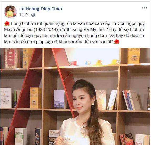 Đặng Lê Nguyên Vũ, Lê Hoàng Diệp Thảo, Tập đoàn trung nguyên