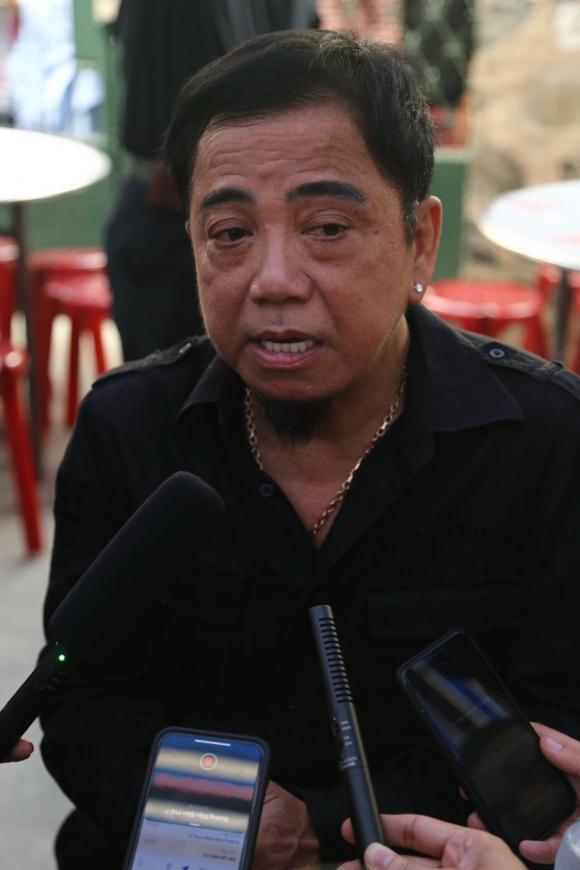 nghệ sĩ Anh Vũ,đám tang nghệ sĩ Anh Vũ,sao Việt