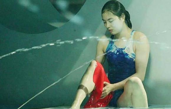 Các vận động viên phải tắm sau khi thi đấu, tắm sau khi bơi, tại sao các vận động viên bơi lội phải tắm sau khi bơi