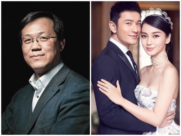 Huỳnh Hiểu Minh,Angelababy,sao Hoa ngữ,Trác Vỹ,Trương Đan Phong