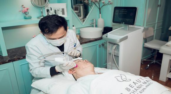 BB Thanh Mai, Chí Tài, Trẻ hóa da