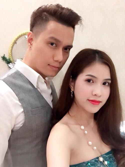 Việt Anh, bà xã Việt Anh, sao Viêt, cầu thủ Trọng Đại