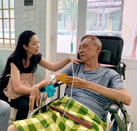 nghệ sĩ Lê Bình, Trịnh Kim Chi, sao Việt