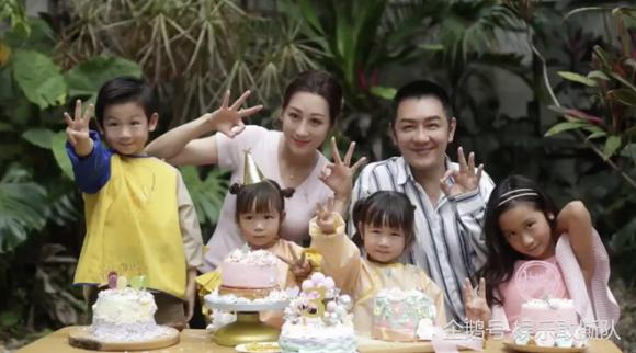 gia đình Trần Hạo Dân,Thiên long bát bộ,Trần Hạo Dân,tổ ấm của Trần Hạo Dân