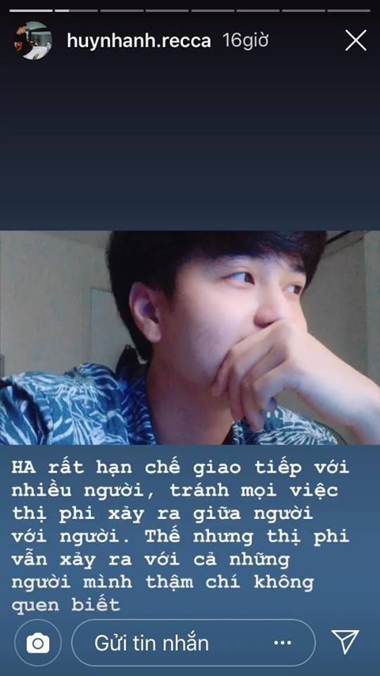 Huỳnh Anh, Huỳnh Anh đi trễ, scandal Huỳnh Anh