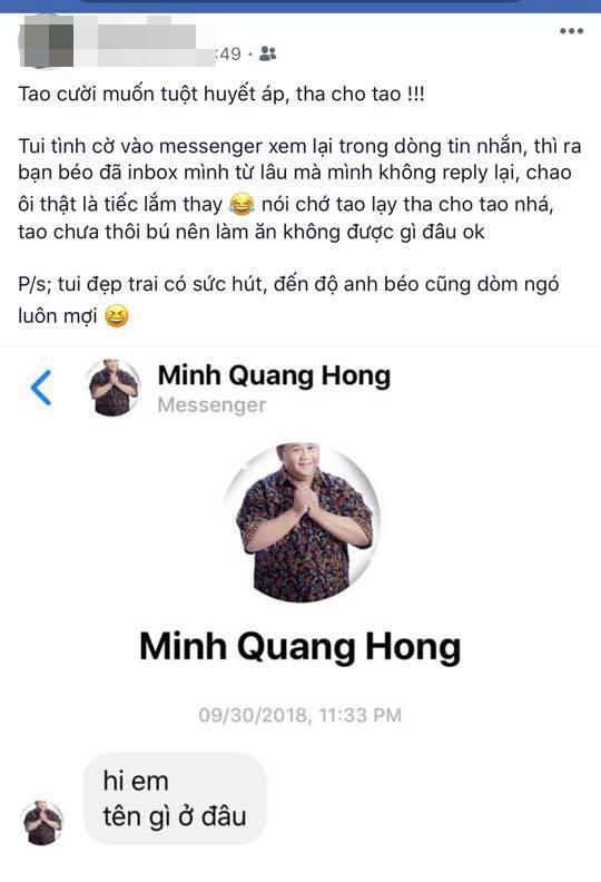 Minh Béo, Minh Béo gạ tình, Minh Béo vào tù