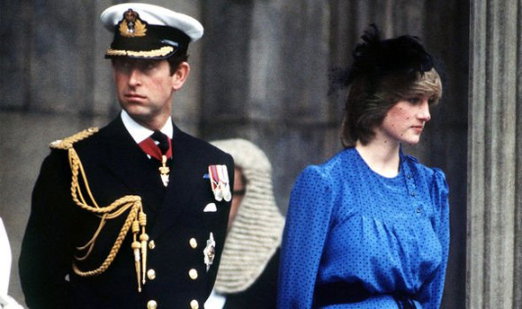 Thái từ Charles, Công nương Diana, Hoàng gia Anh