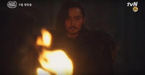 song joong ki, jang dong gun, kim ji won, kim ok bin, asadal chronicles, phim hàn