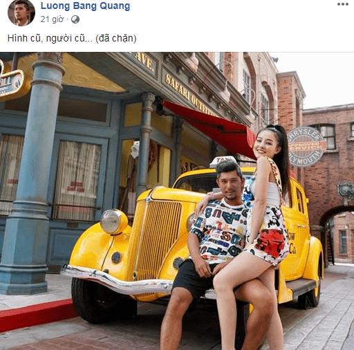 nghi vấn Lương Bằng Quang - Ngân 98 chia tay,Lương Bằng Quang - Ngân 98 phẫu thuật thẩm mỹ,sao Việt