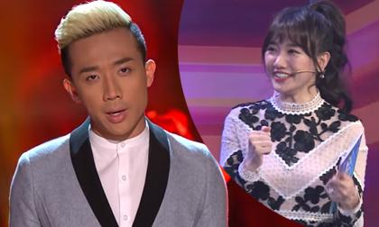 Hari Won, MC Trấn Thành, sao Việt