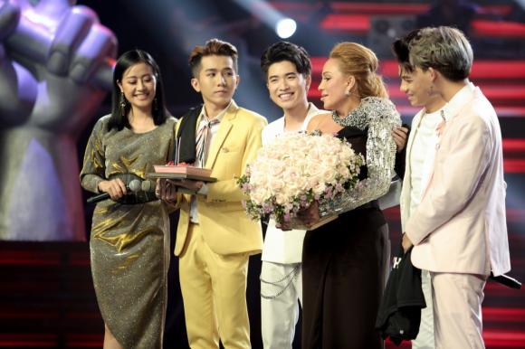 Thanh Hà,Giọng hát Việt 2019,sao Việt