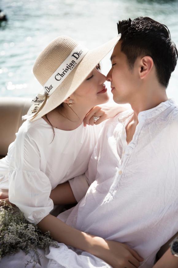 Lê Hà, ảnh cưới Lê Hà, Lê Hà the face