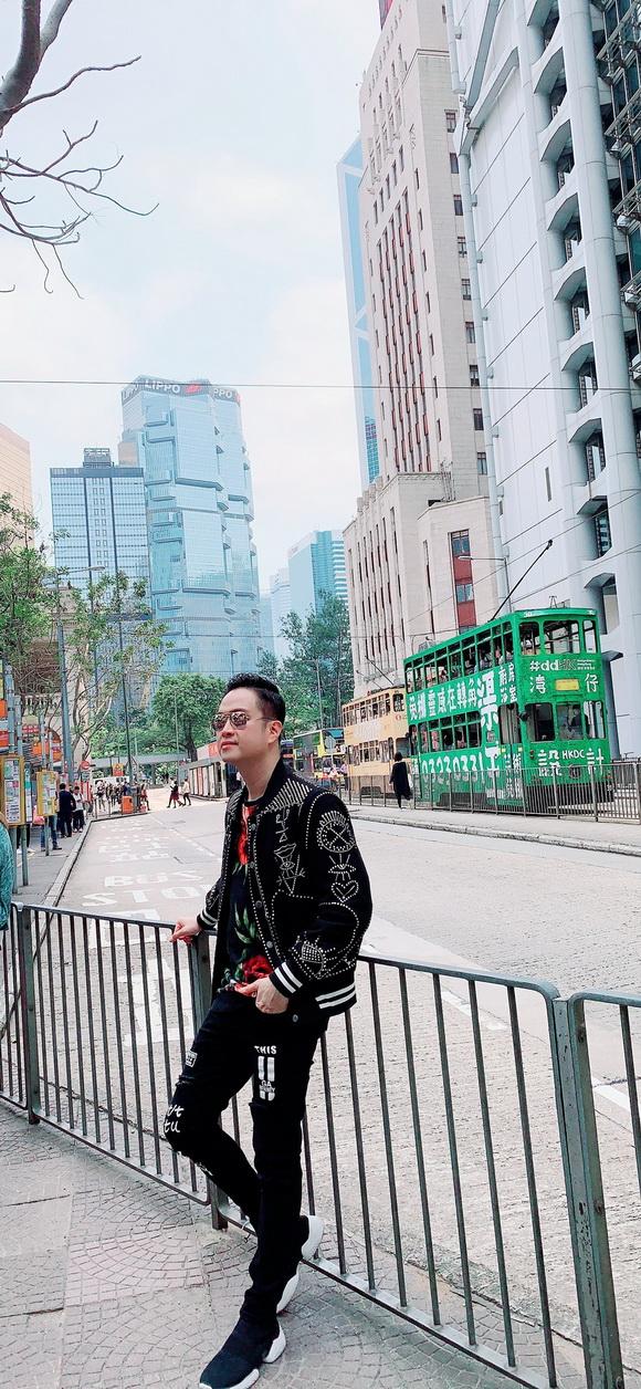 Nhật Tinh Anh, Du lịch Hong Kong