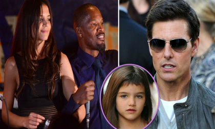 tom cruise, katie holmes, jamie foxx, sao hollywood