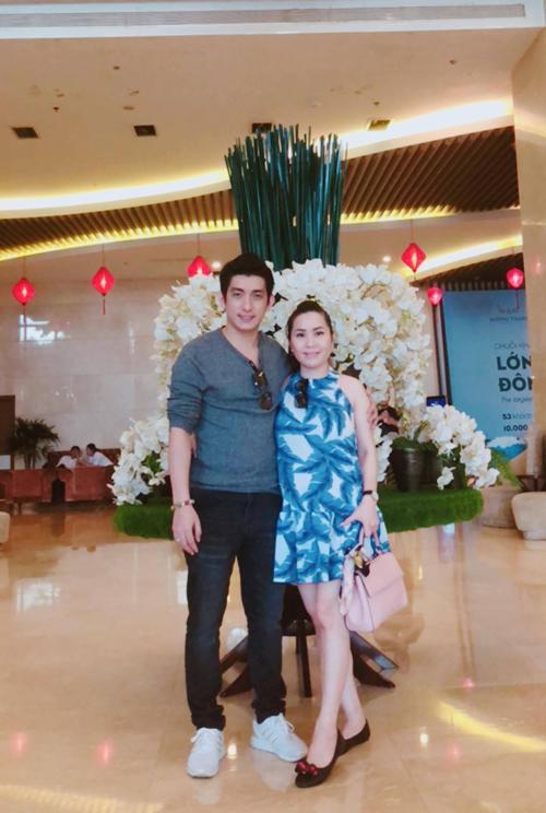 Bảo Duy, chồng cũ Phi Thanh Vân, con gái Bảo Duy