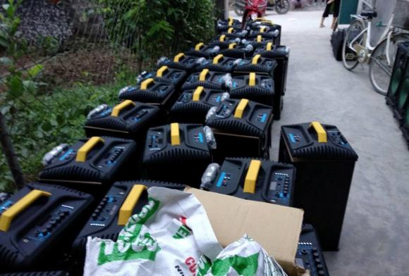 Đường dây mua bán ma túy, ma tuý đá, Đài Loan,  Nghệ An